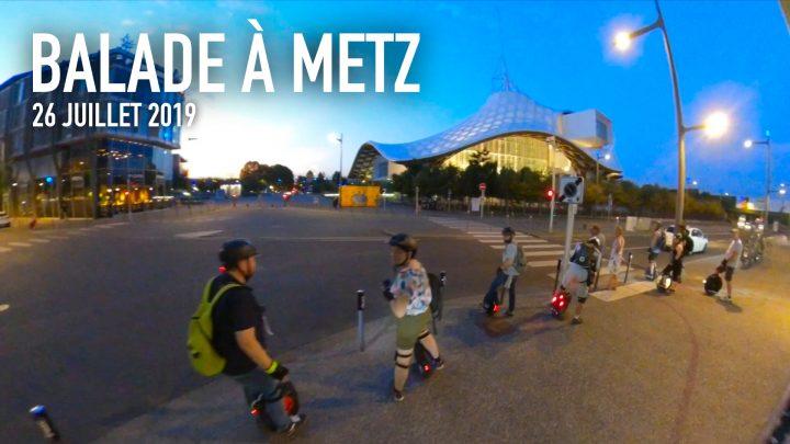 Vidéo : Balade à Metz