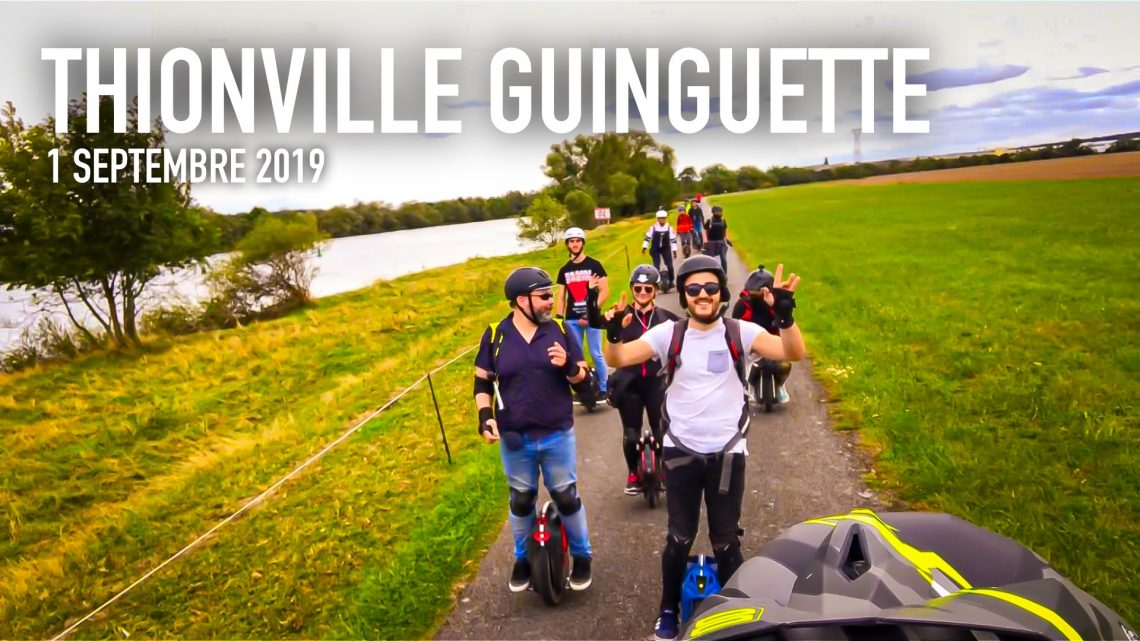 Vidéo : Thionville guinguette