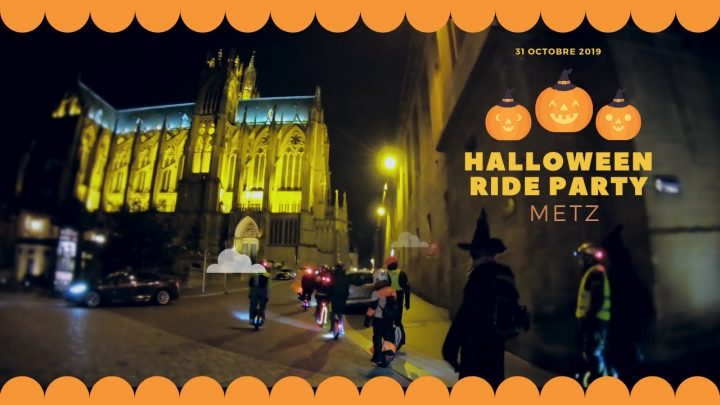Halloween Ride Party Metz
