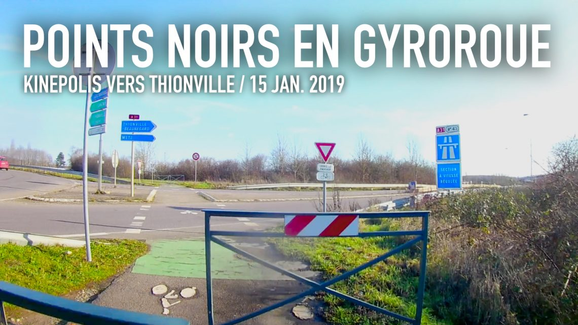 Points noirs : Thionville