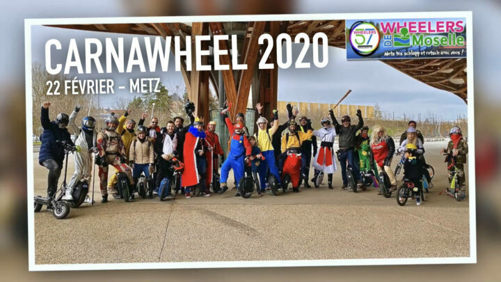 Vidéo : CarnaWheel 2020